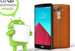 LG G4 Akan Gunakan Os Android 6.0 Marsmallow Pertama Kali