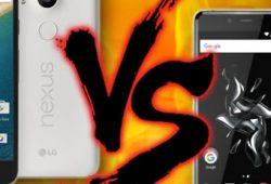 Perbandingan Google Nexus 5X vs OnePlus X