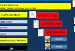 Download Kumpulan Aplikasi Penilaian Kurikulum 2013 SD, SMP, SMA