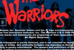 Game PSP The Warriors ISO For PPSSPP Android High Compress