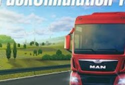 TruckSimulation 16 V1.0.6728 Mod Unlimited Money APK+DATA Android