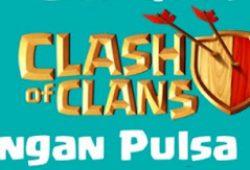 Tutorial Cara Mudah Beli Gems Clash Of Clans(COC) Dengan Pulsa