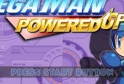 Game MegaMan Powered Up ISO For PPSSPP Android