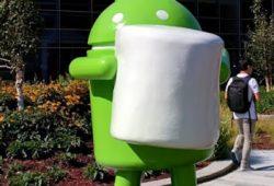 Google Resmi Umumkan Android M bernama Android 6.0 Marshmallow