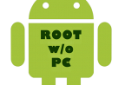 Root android without PC 1.6