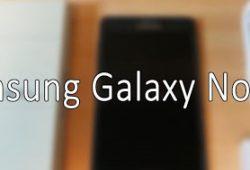 Samsung Galaxy Note 5 akan Gunakan RAM 4GB
