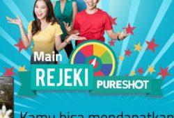 Dapatkan 100 Smartphone 4G LTE PureShot Gratis dengan Ikutan Rejeki PureShot Sekarang Juga !