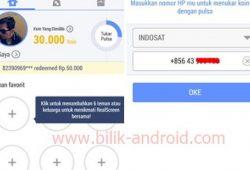 RealScreen 1.4.3_4136 Apk Free – Aplikasi Gratis Penghasil Pulsa dengan LockScreen